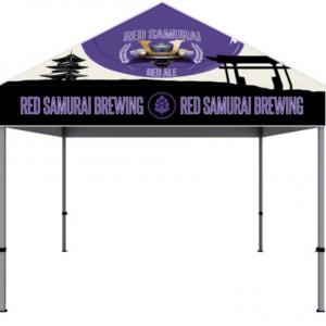 Custom Canopy Event Tents